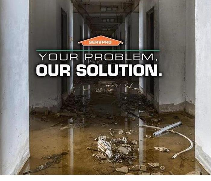 Commercial Water Damage?