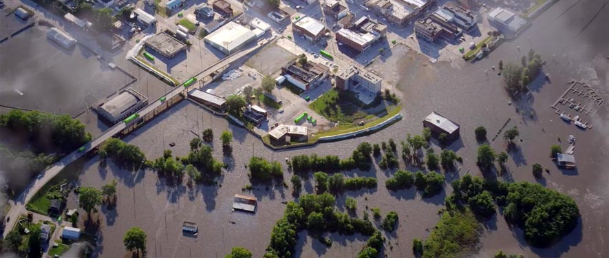 Madison, IN commercial storm cleanup